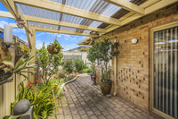 12 Victoria Estate - Spacious popular floorplan offered in this two bedroom villa. Private gardens, close to amenities and plenty of storage.