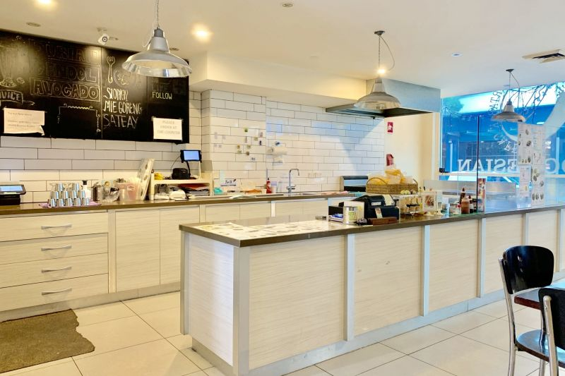 Existing Restaurant in Prime Ultimo Location!