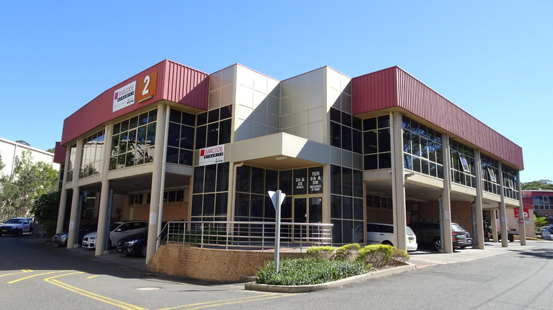 First Floor office with Plenty of Natural light