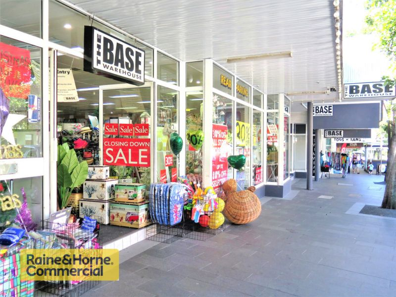 600m2 Retail with loading dock!