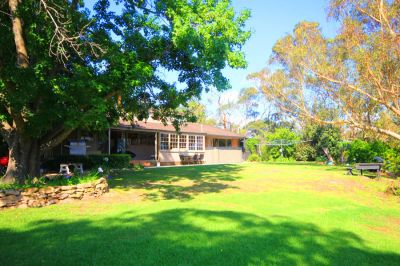 affordable acreage living close to galston village and galston gorge with charming single level home featuring low maintenance cottage gardens