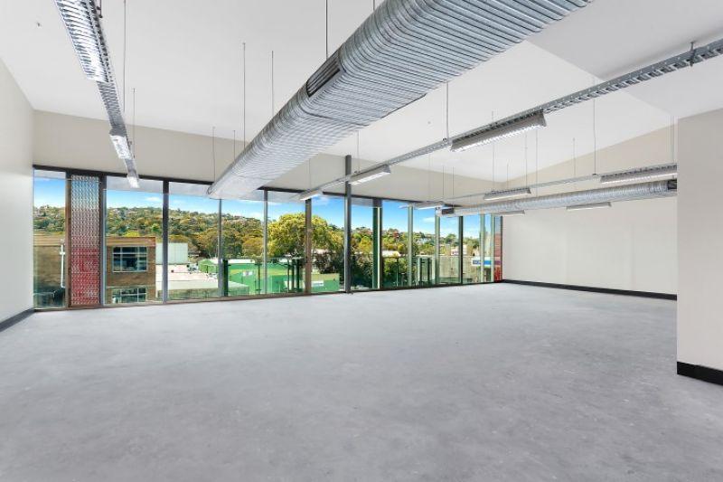 SUPERB OFFICE SPACE WITHIN BROOKVALE'S BEST COMMERCIAL OFFICE COMPLEX