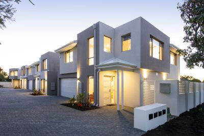 BRAND NEW LUXURIOUS TOWNHOUSES ON THE RIVERVALE BORDER!