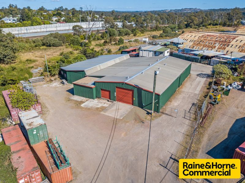 Secure Freestanding Warehouse
