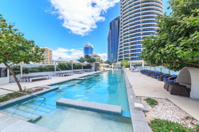 PRICE DROPPED! READY TO GO - FURNISHED TWO BEDROOM UNIT IN HILTON
