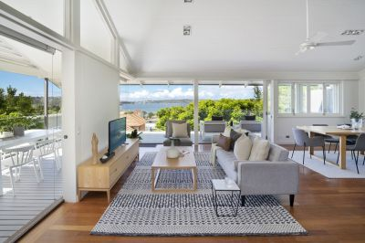 Dream family lifestyle within 200m of Balmoral Beach.