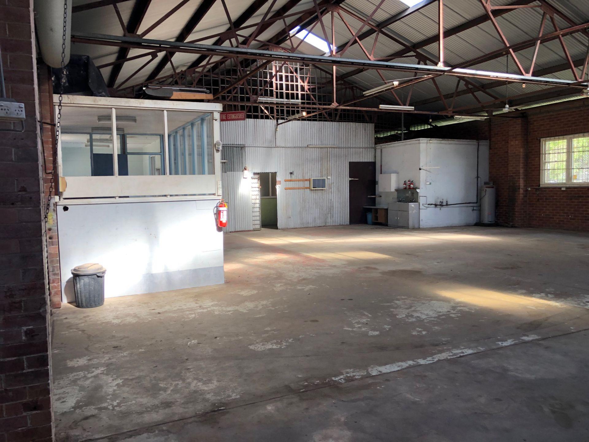 Inner City Warehouse