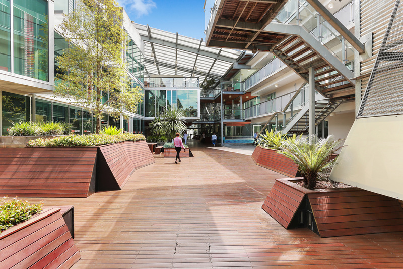 Elevated Outlook in Brookvale's Premier Office Complex
