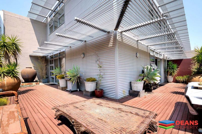 Creative Office With Expansive Private Deck!