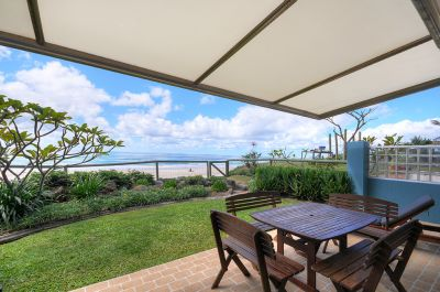 Fully Furnished Beachfront Living- 7 Month Lease Available