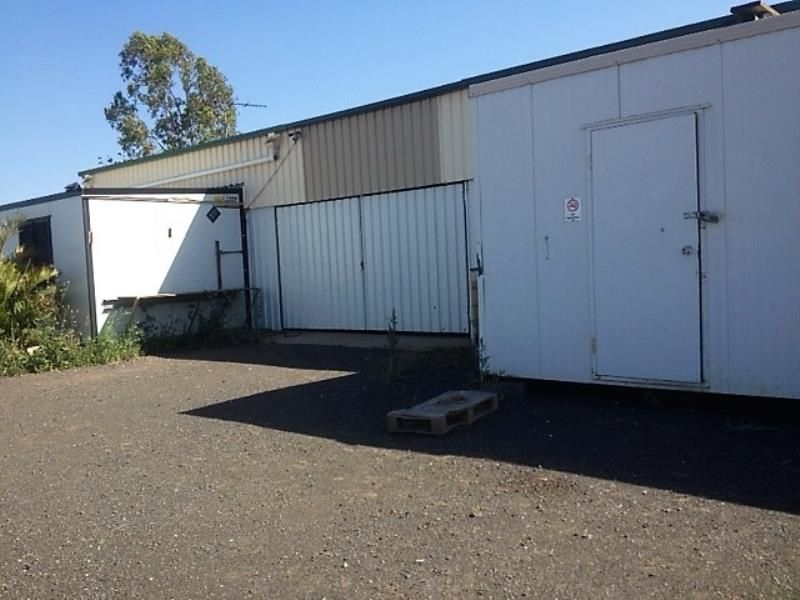 INDUSTRIAL SHED SET ON 1.93 ACRES DIVIDED INTO 4 BLOCKS - ONE WITH 5BR RESIDENCE
