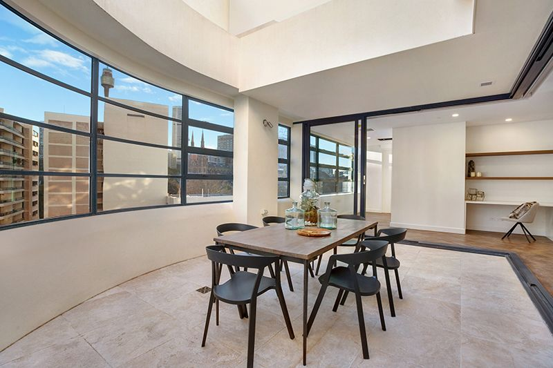 CityFord Building - 2 bedroom New York Style apartment