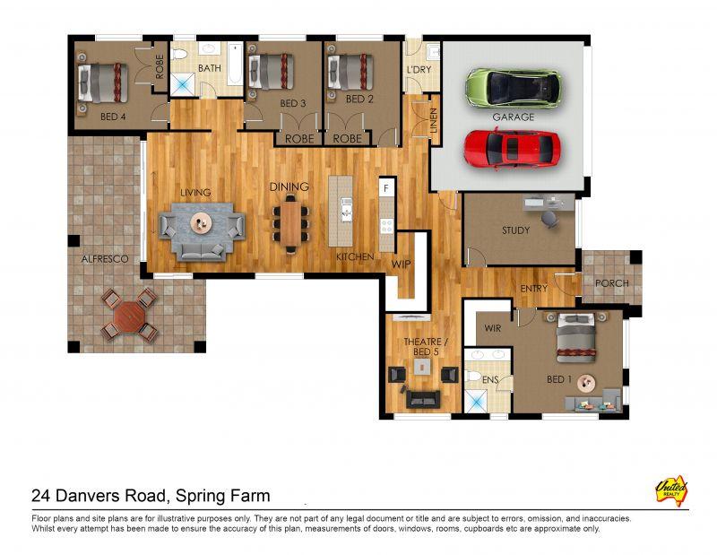 24 Danvers Road Spring Farm 2570