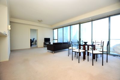 FURNISHED - Spacious 3 Bedroom Apartment with 2 Balconies!