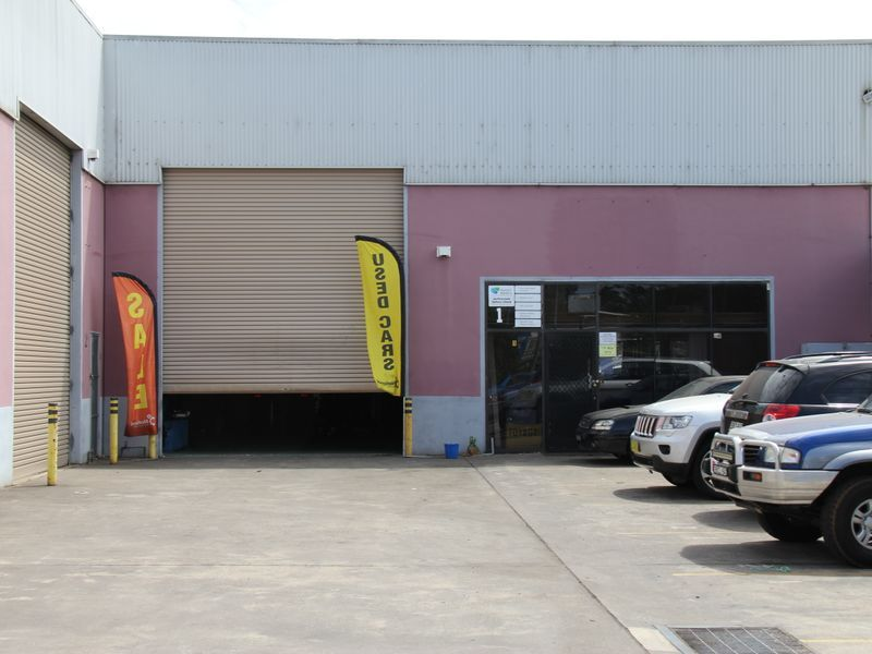 Affordable Factory Unit - For Lease