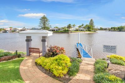 Stunning Water Views. 2 Jetties.2 Pools. 2 Car parking.