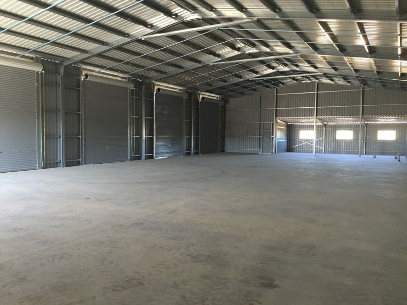 New Warehouse Perfect for Owner/Occupier