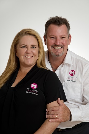 Scott & Katrina Mitchell Real Estate Agent