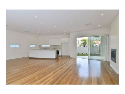 Modern Townhouse Living in Heart of Rose Bay