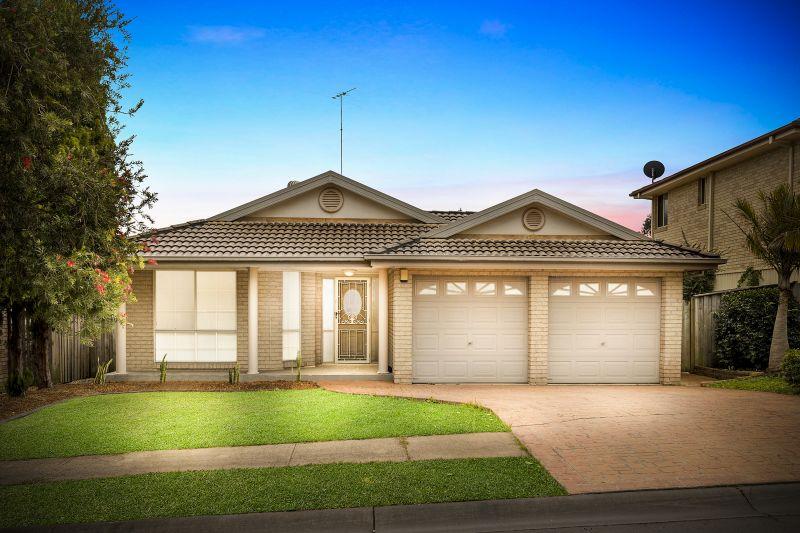 55 Lucas Circuit, Kellyville NSW 2155