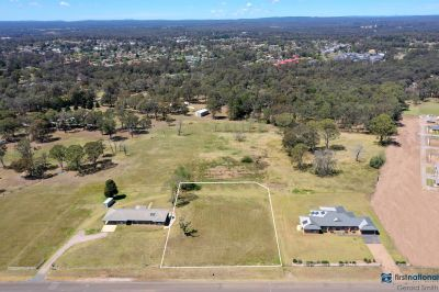 Vacant Land- Ready to Build 4000m2