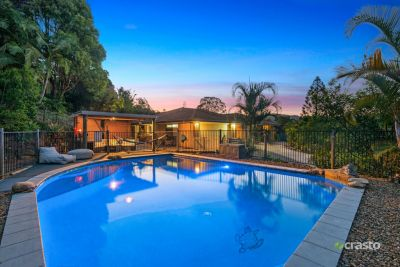 Great Family Entertainer on a beautifully landscaped 3/4 acre