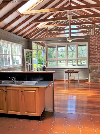Country living – town convenience, situated between the Hunter River and the town centre