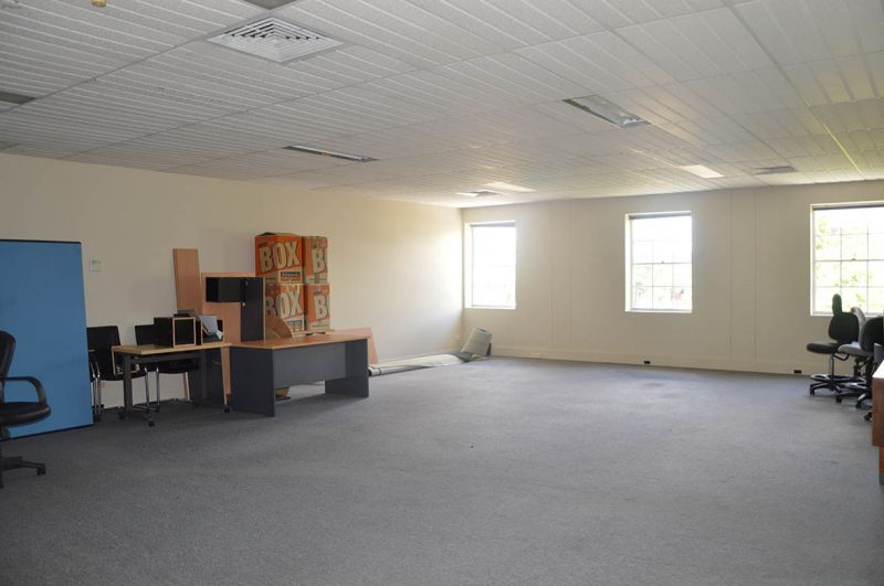 OPEN PLAN OFFICE AREA AVAILABLE