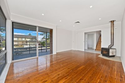 Renovated family home; Quiet Street, Corner block with granny flat potential