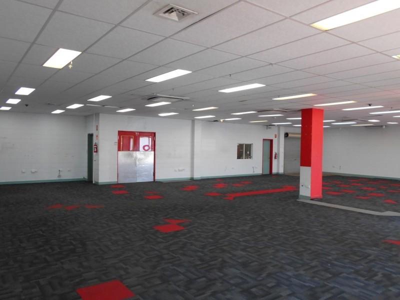 Showroom on Busy Sydney Street