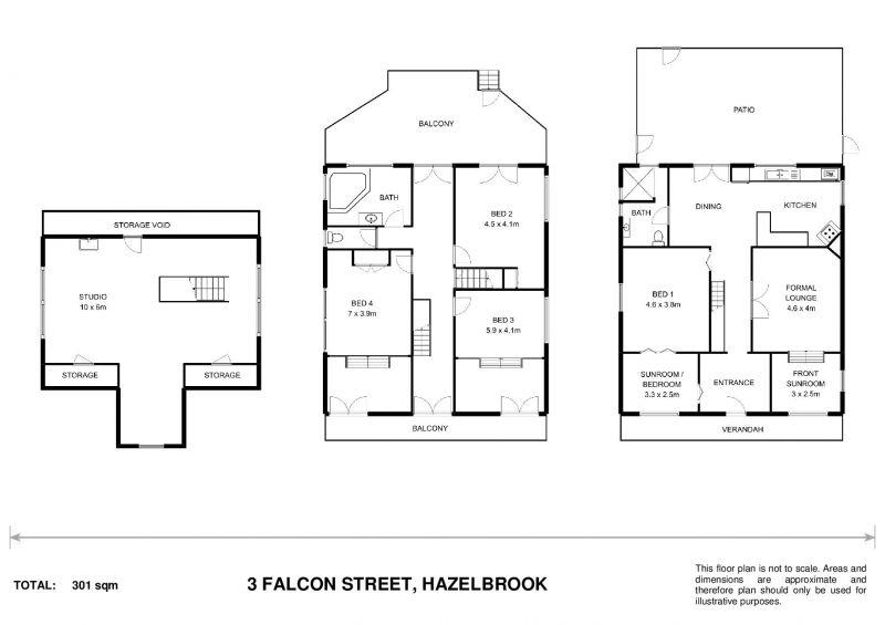 3 Falcon Street Hazelbrook 2779