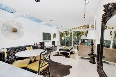 Stylish Terrace with Quality Finishes