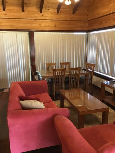 Fully Furnished and Self contained  Just Move In