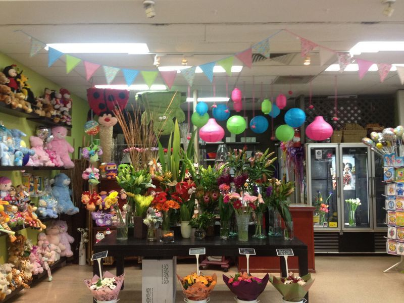ARTISTIC FLORIST & GIFT SHOP - EXCITING BUSINESS OPPORTUNITY!