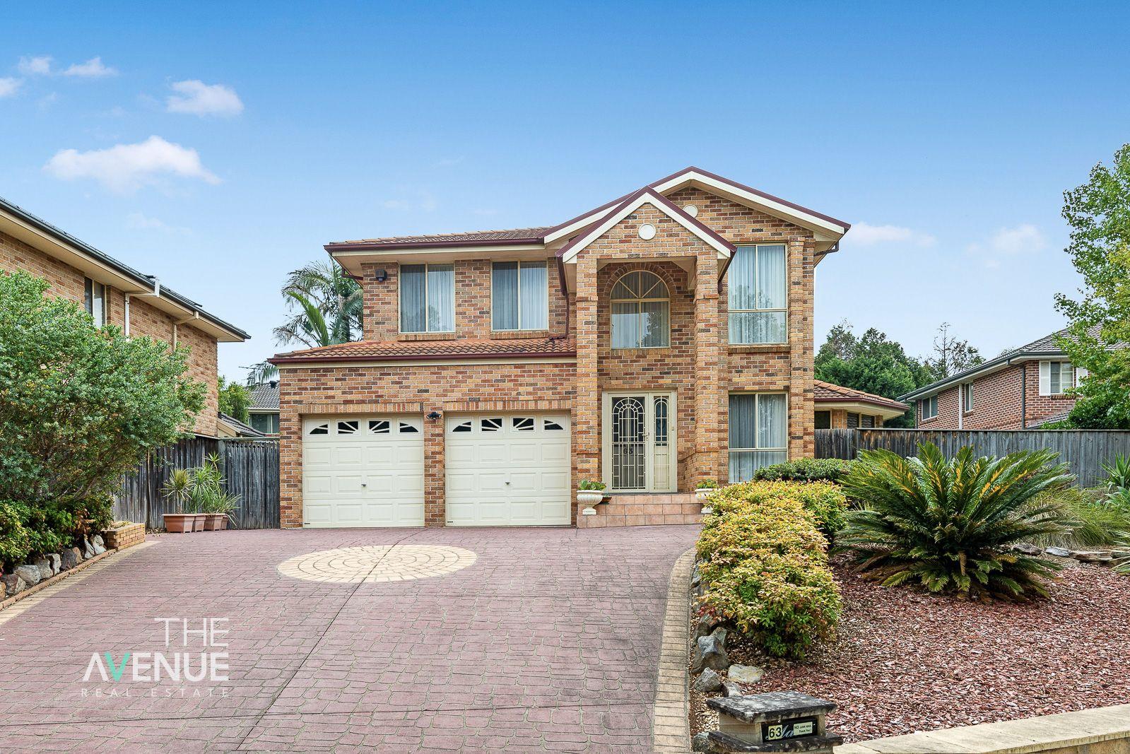 63 Brampton Drive, Beaumont Hills NSW 2155