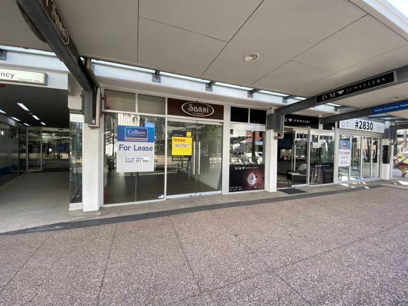 GROUND FLOOR RETAIL/OFFICE FOR LEASE | MAROOCHYDORE CBD