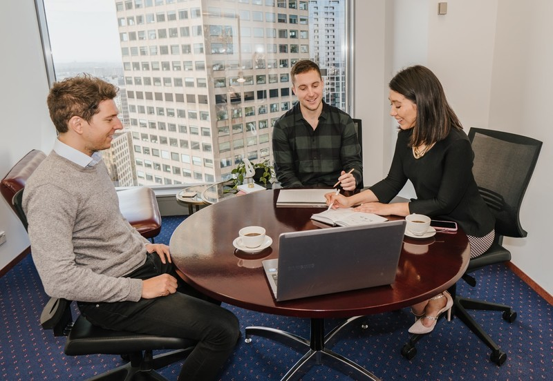 Private office for 5 people located in the heart of Perth's CBD