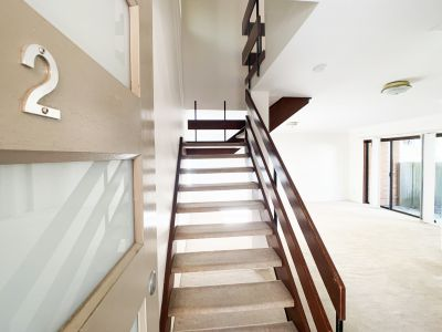 NEW CARPET + PAINT - Spacious townhouse in the Heart of Cammeray with double lock up garage and private yard.