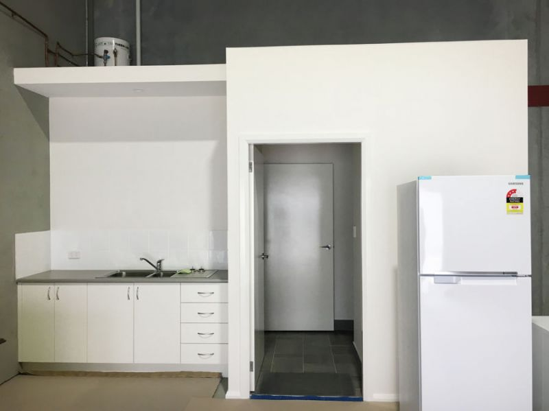 Brand New Industrial Unit With Internal Kitchen, Toilet And Shower...