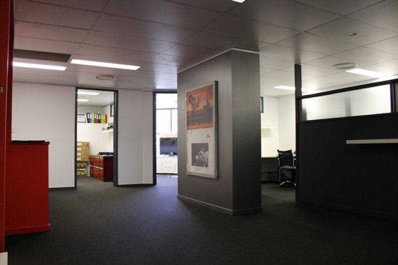 Professional First Floor Office With Attached Warehouse