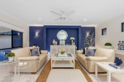 Hampton's Style Dream Home