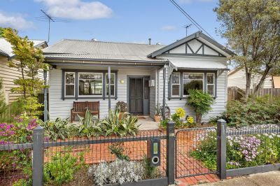 An Edwardian in one of the inner west's prime streets!
