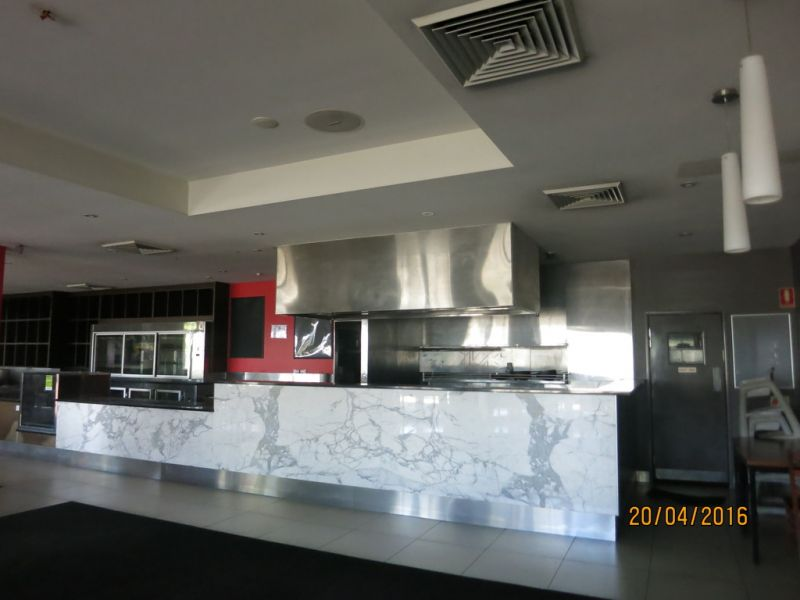 FULLY FITTED OUT RESTAURANT