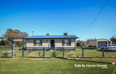 Newly built 2-bedroom house on large block in the historic village of Tooraweenah at the foot of the majestic Warrumbungles Mountains