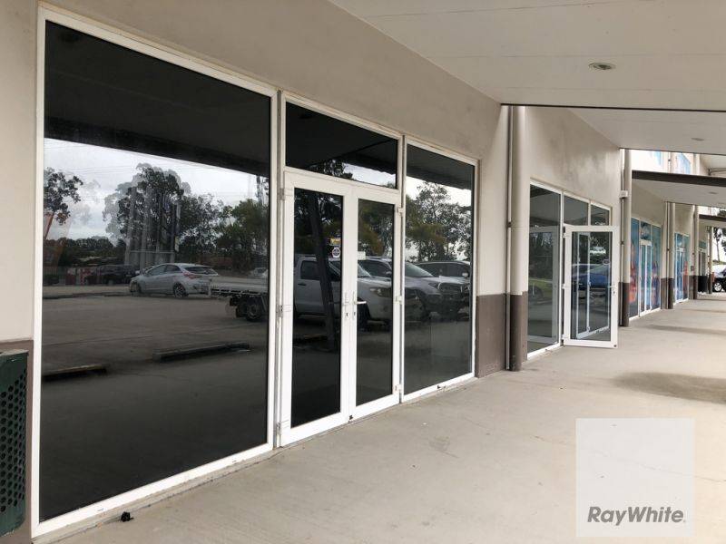 Retail/Showroom with High Exposure