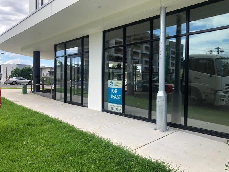 Brand New Shop For Lease. - 10 Secure Car Park.