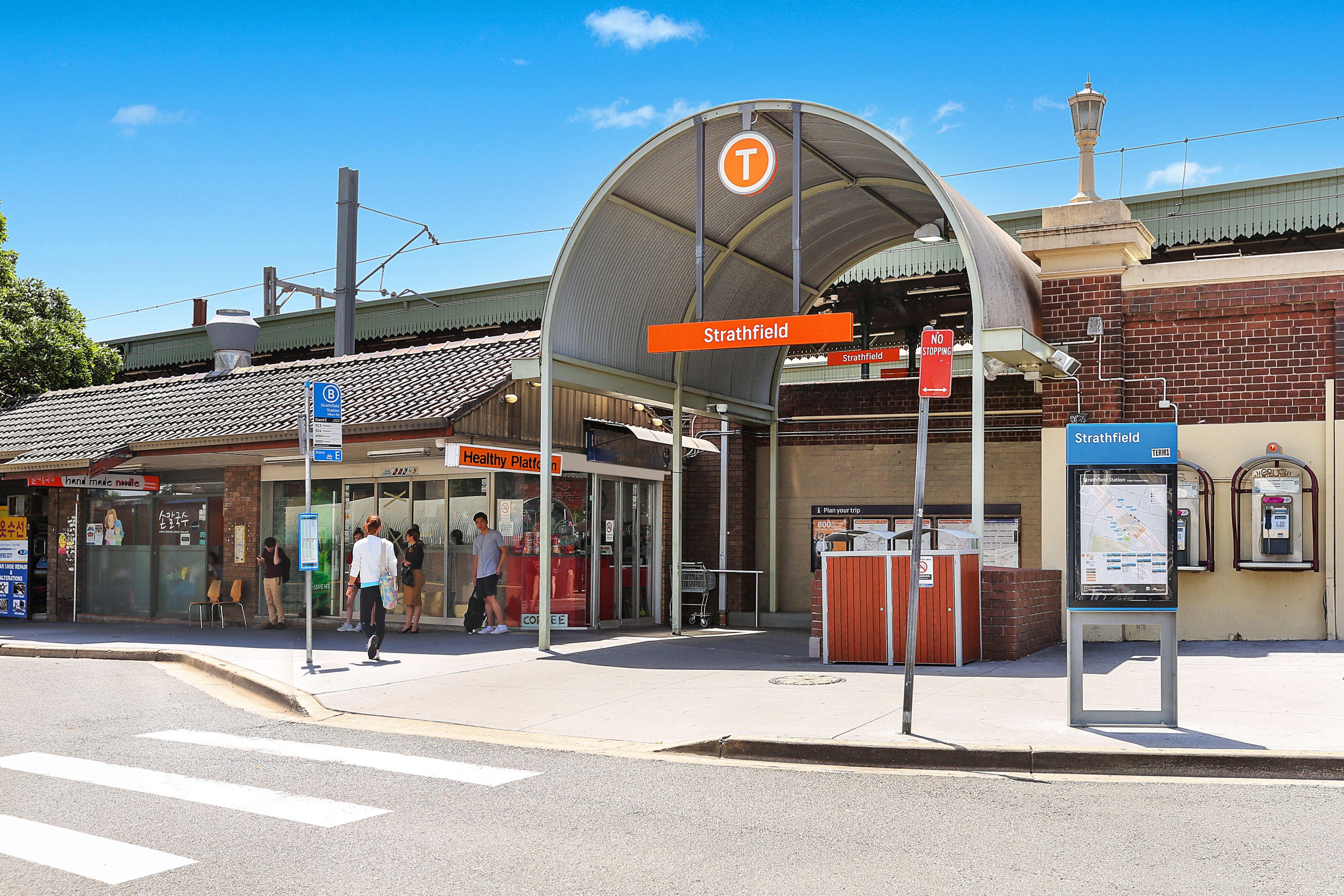 3/15-19 Beresford Road, Strathfield NSW 2135