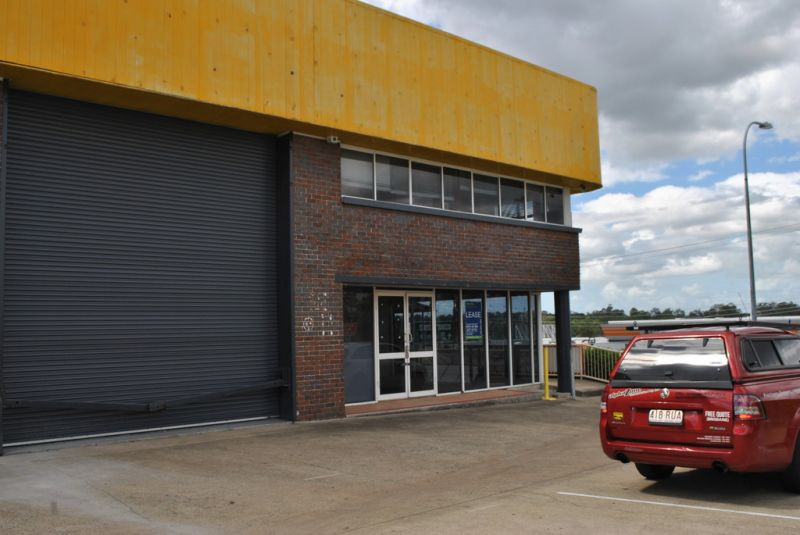 INDUSTRIAL WAREHOUSE with 20 Secure Basement Car parks