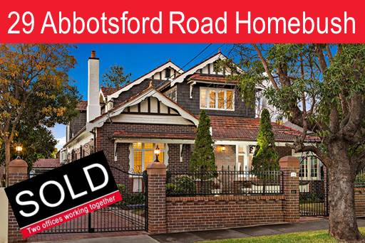 C Fisher | Abbotsford Rd Homebush