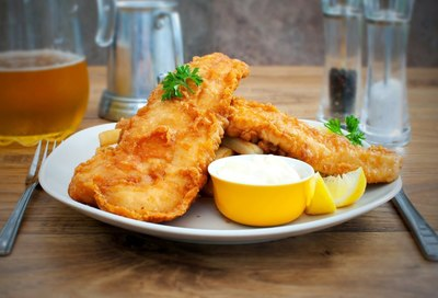 6 Days Fish & Chip in Berwick Area - Ref: 11124